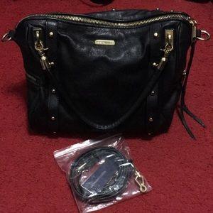 Used Rebecca Minkoff Cupid Satchel Bag